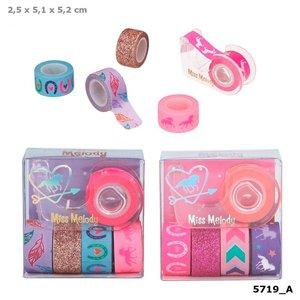Miss Melody mini masking tape