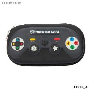 Monster Cars etui Controller zwart