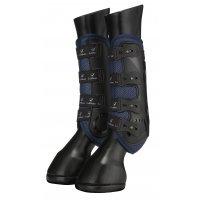 LeMieux Ultramesh Snug Boots Front Navy