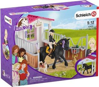 Schleich Paardenbox Tori en Prinses
