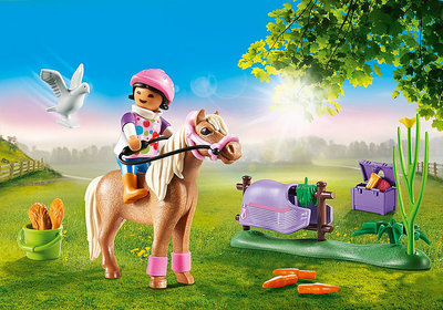 Playmobil Connemara pony