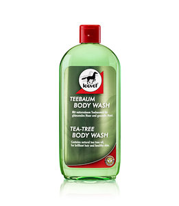 Leovet Tea-Tree bodywash Shampoo