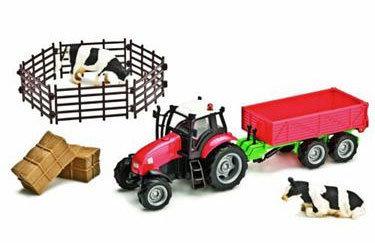Tractor Kids Globe met accessoires