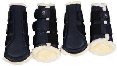 Montar Protection Boots Tech Leather