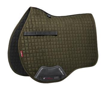 LeMieux Luxury GP squares Oak Green