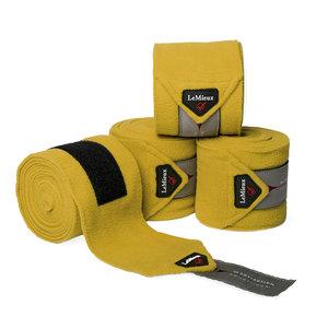 LeMieux Luxury CC Polo Bandages Dijon