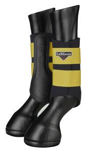 LeMieux Grafter Brushing Boots Dijon