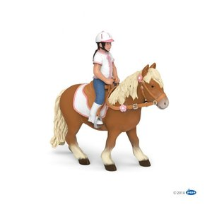 Papo Shetland pony