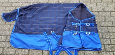 Profi Rider Blue Check 200