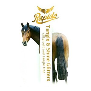 Rapide Tangle & Shine met glitters