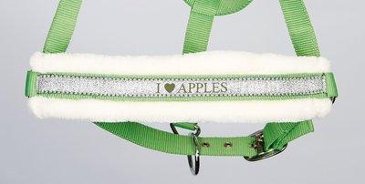 Halster Lyrics; I love Apples