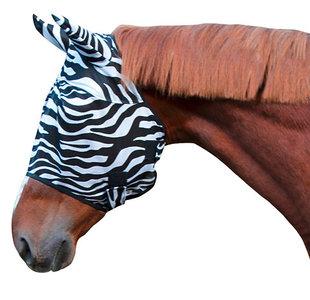 Vliegenmasker Kerbl Zebra