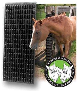 Schuurmat voor paarden